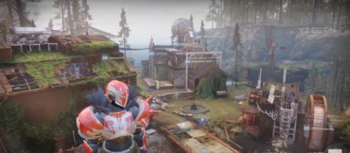 Destiny's game sequel introduced The Farm to PC users. - [Image via YouTube/KackisHD]