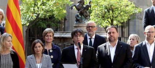 El desafío por la independencia de Cataluña | EL PAÍS - elpais.com