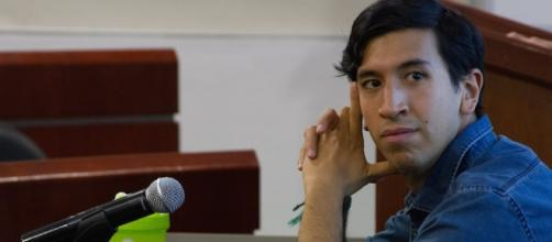 El diputado mexicano Pedro Kumamoto