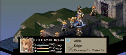 """Final Fantasy Tactics"" is one of the best classic tactical video games to play - YouTube/GetDaved"