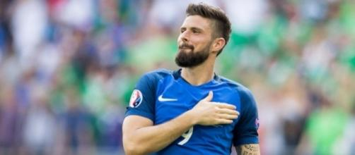 Giroud explique sa non venue à l'OM (photo via francetvinfo.fr)