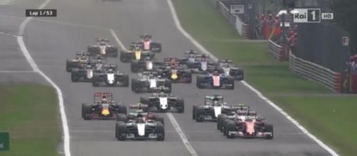 GP d'Italia di Formula 1 a Monza