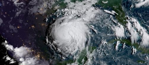 Hurricane Harvey barrels toward Texas - NASA Goddard Space Flight Center via Flickr