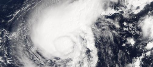Hurricane Harvey (Courtesy of NASA)