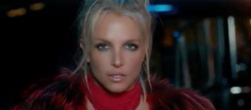Image courtesy BritneySpearsVEVO/YouTube screenshot