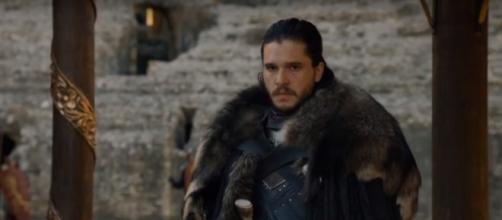 Jon Snow, Kit Harington, Game of Thrones- (YouTube/FlunderDunder)
