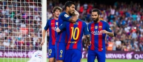 Juve, clamorosa proposta del Barcellona