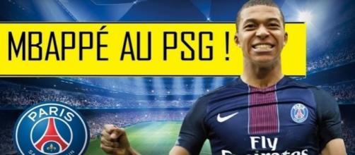 Kylian Mbappé au PSG, c'est fait !