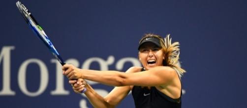 La Wild Card Sharapova batte Halep al primo turno dello US Open 2017