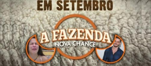 Marcos Harter vai ganhar o maior cachê de 'A Fazenda - Nova Chance'
