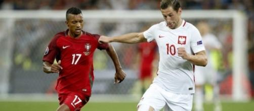 Nani & Krychowiak. Crédit photo : newsday.com