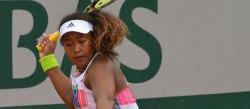 Naomi Osaka needed just 65 minutes to dispose of Angelique Kerber -- Carine06 via WikiCommons