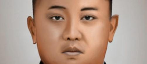 Photo of Kim Jong Un | Wikimedia Commons |Photorealistic-Sketch