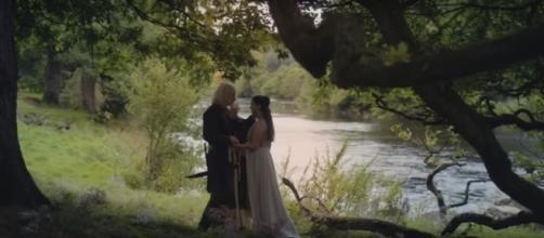Rhaegar and Lyanna flashback / Photo via Marta, www.youtube.com