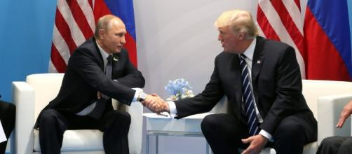 This is an image of Putin and Trump by Kremlin.ru/Wikimedia Commons