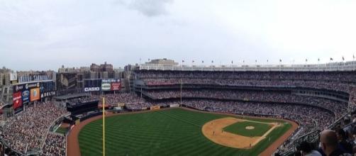 Yankee Stadium - dronepicr via Wikimedia Commons