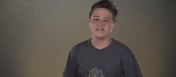 A young prodigy, Michael Sayman leaving Facebook for Google [Image via youTube: Ask A Dev]