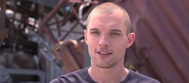 """Deadpool"" actor Ed Skrein is no longer appearing in the ""Hellboy"" reboot as Ben Daimio. (YouTube/ScreenSlam)"