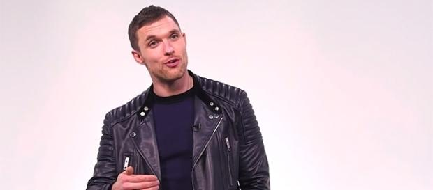 """Hellboy"" reboot producers have spoken out on Ed Skrein's departure from his role. (YouTube/Entertainment Weekly)"