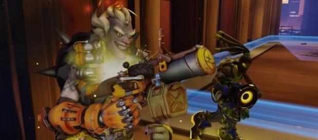 Junkrat, Orisa, Roadhog and Widowmaker received some huge buffs! Image Credit: Blizzard Entertainment