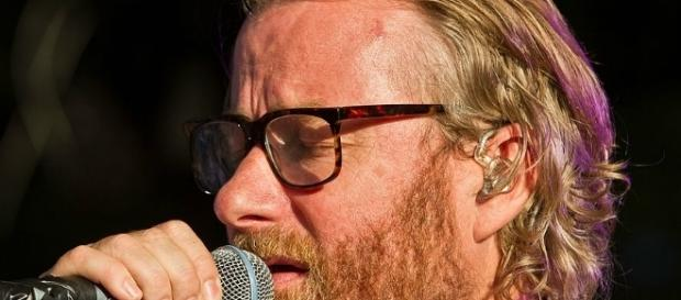 Matt Berninger of The National. Photo Wikimedia Commons.