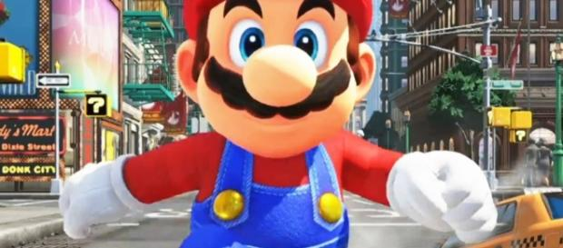 Nintendo: Mario is no longer a plumber - ew.com
