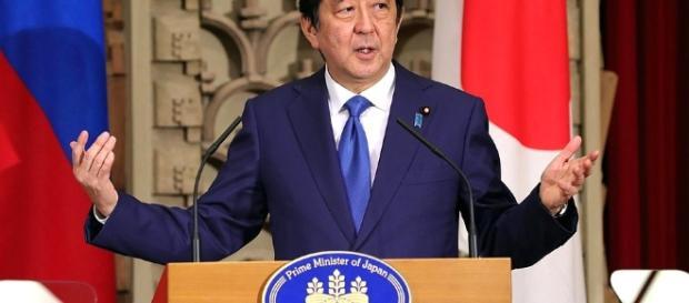 Prime Minister of Japan Shinzo Abe - Photo: President of Russia