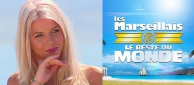 Retrouvailles tendues entre les deux ex Jessica Thivenin et Nikola Lozina dans le premier épisodes des Marseillais vs Le reste du Monde 2