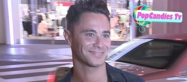 Sasha Farber will be a troupe member and not a pro on 'Dancing with the Stars' [Image PopCandies TV/YouTube screenshot]