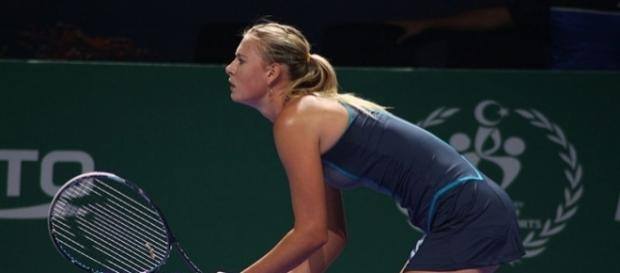 Sharapova: 15 months far from the courts have made her thirsty for victories (Photo: Guzelbirdunia - Wikimedia)