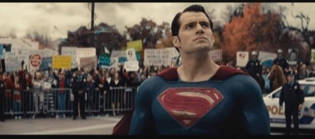 Superman scene / Photo via Warner Bros Pictures, YouTube
