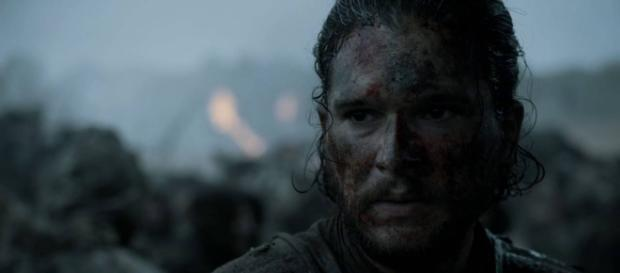 Will Jon Snow be one of the final survivors after the war? source: GameofThrones/youtube