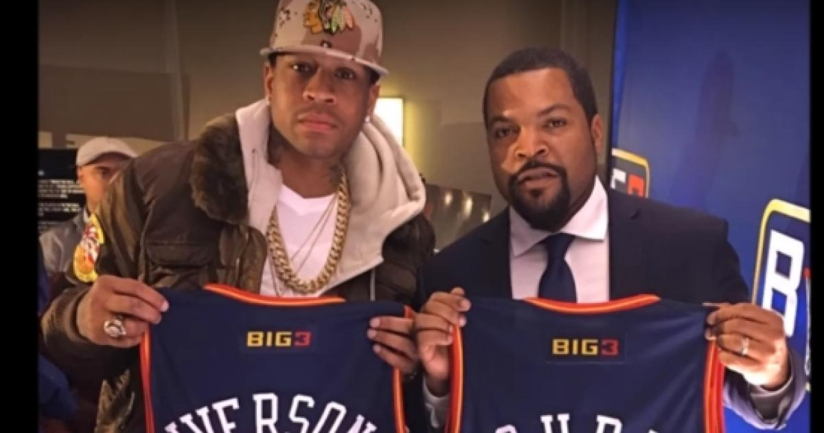 7be86792430 Allen Iverson suspended by Big3 league after missing game in Dallas