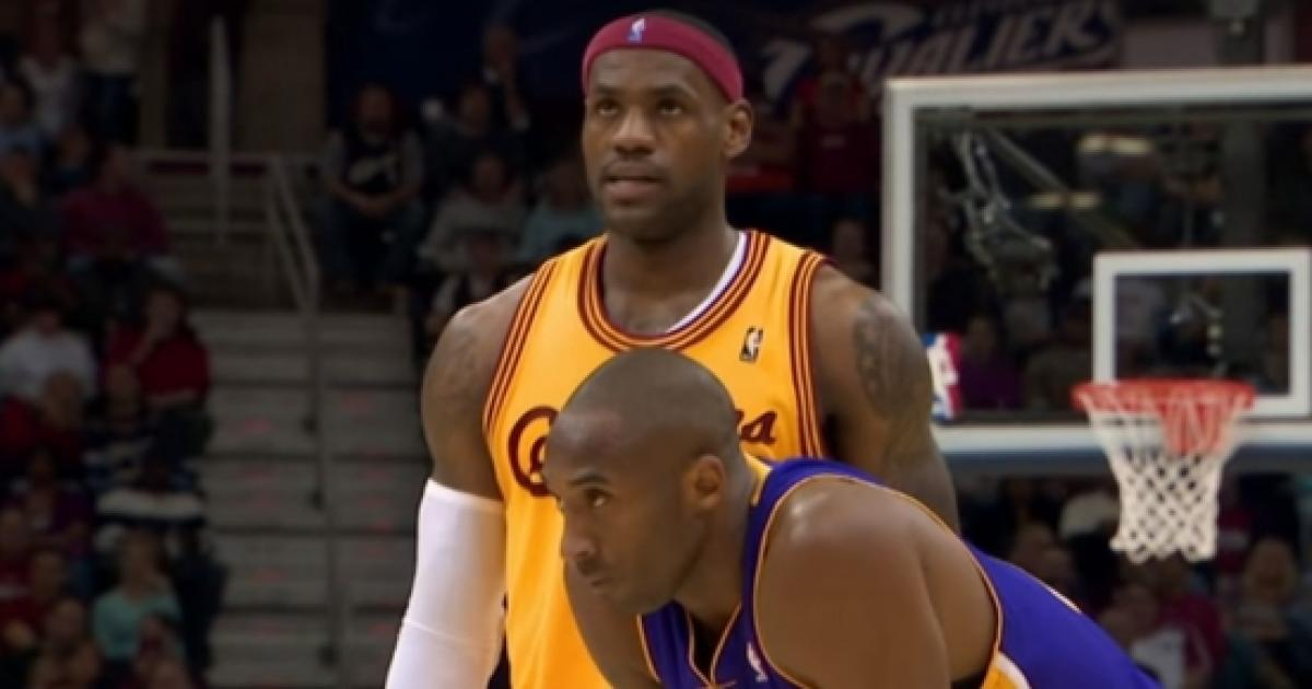 a6d50ec37aee NBA  Michael Jordan says he still thinks Kobe is better than LeBron