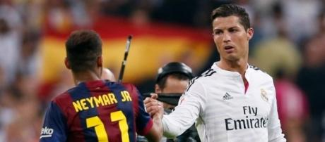 Real Madrid: Le message incendiaire de Ronaldo à Neymar!