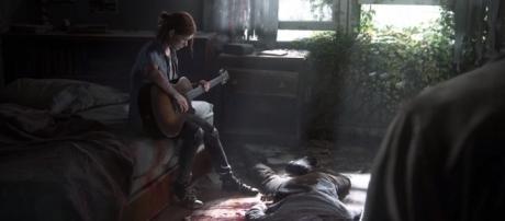 The Last of Us 2 Development (GameNewsOfficial/YouTube Screenshot) https://www.youtube.com/watch?v=qPNiIeKMHyg