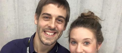 19 Kids and Counting' Jill Duggar And Derick Dillard from social network