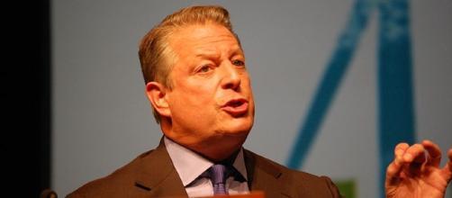 Al Gore (Casey Baker wikimedia commons)