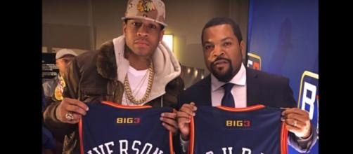Allen Iverson suspended by Big3 league for missing game in Dallas - (Image credit: https://www.youtube.com/watch?v=EJz5la9rnG8)