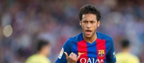 Calciomercato Napoli Neymar Insigne - twitter.com