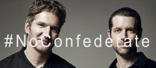 David Benioff e D.B. Weiss, produttori di Confederate