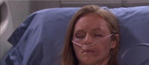 'Days of our Lives' Abigail (Image DOOL YouTube )