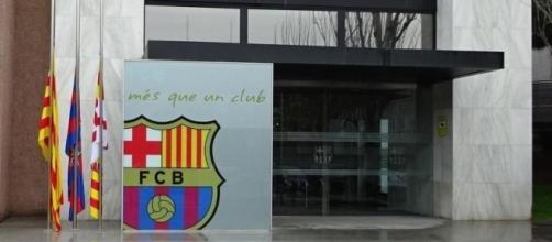 Deuil du FC Barcelone face aux attentats
