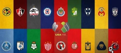 Estos son los equipos de la Gloriosa Liga MX