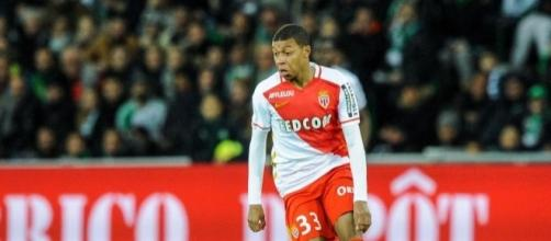 Fiche Kylian Mbappe Lottin - Monaco, Ligue 1, France : Infos ... - madeinfoot.com