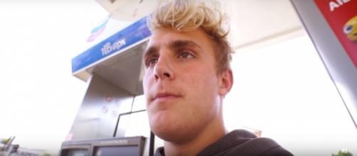 Jake Paul under fire for mocking foreigner fan. (YouTube/Jake Paul)
