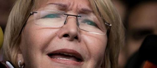 Luisa Ortega Díaz fue destituida por la Asamblea Nacional Constituyente de Maduro