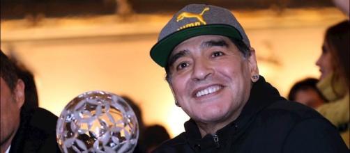 Maradona si scaglia contro Pes 2017: usata la sua immagine senza ... - fantagazzetta.com