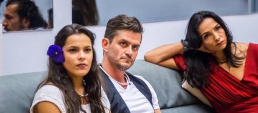 Marcos conta toda verdade sobre agressão e desmascara a Globo
