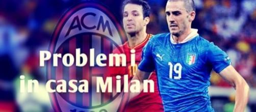 Milan: a rischio gli acquisti di Bonucci e Biglia?